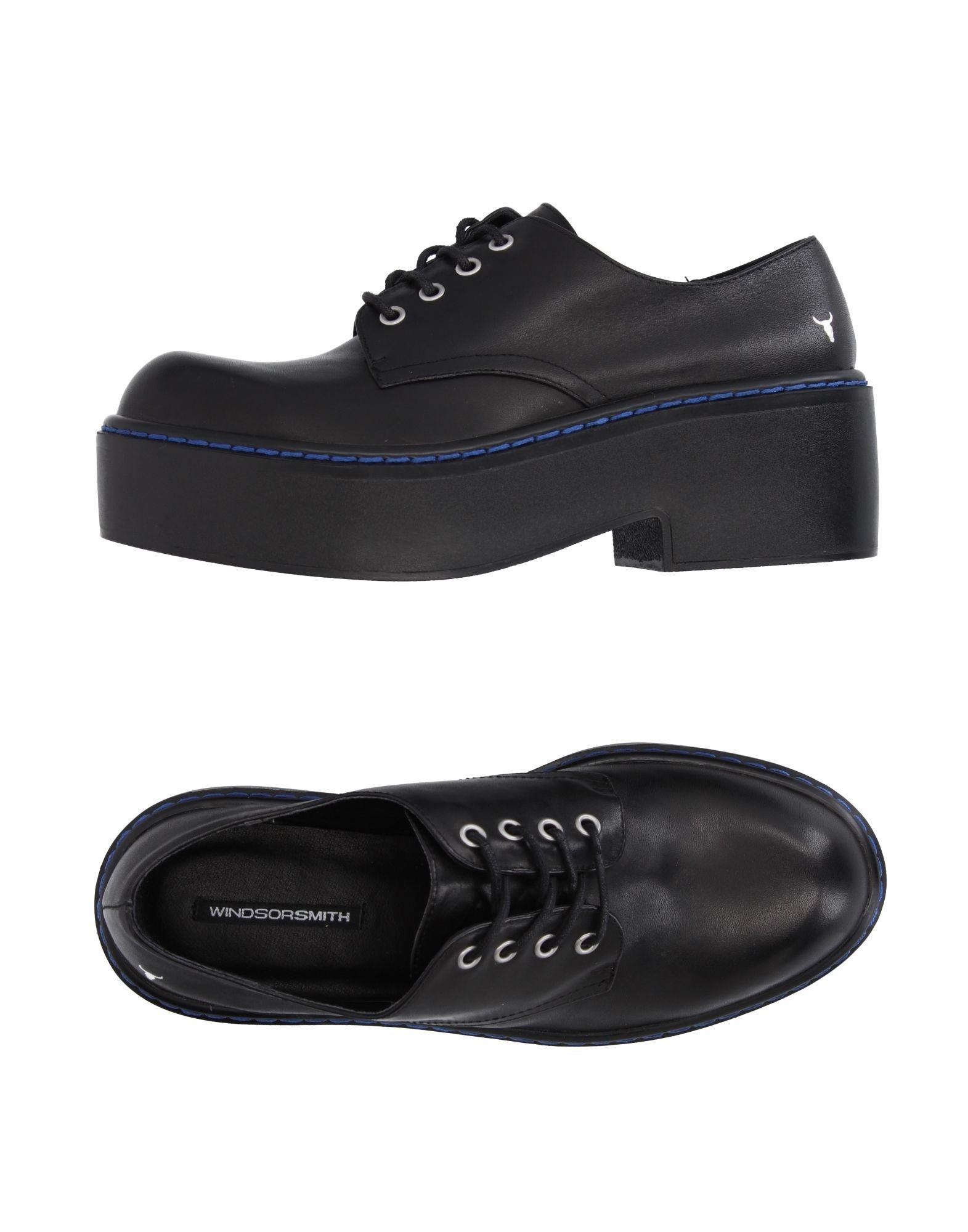 Фото - WINDSOR SMITH Обувь на шнурках alexander smith обувь на шнурках