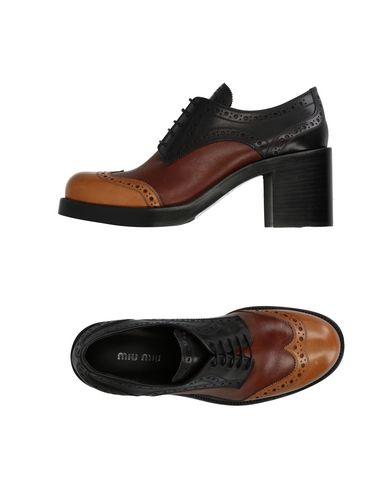 Обувь на шнурках MIU MIU 11212695VL