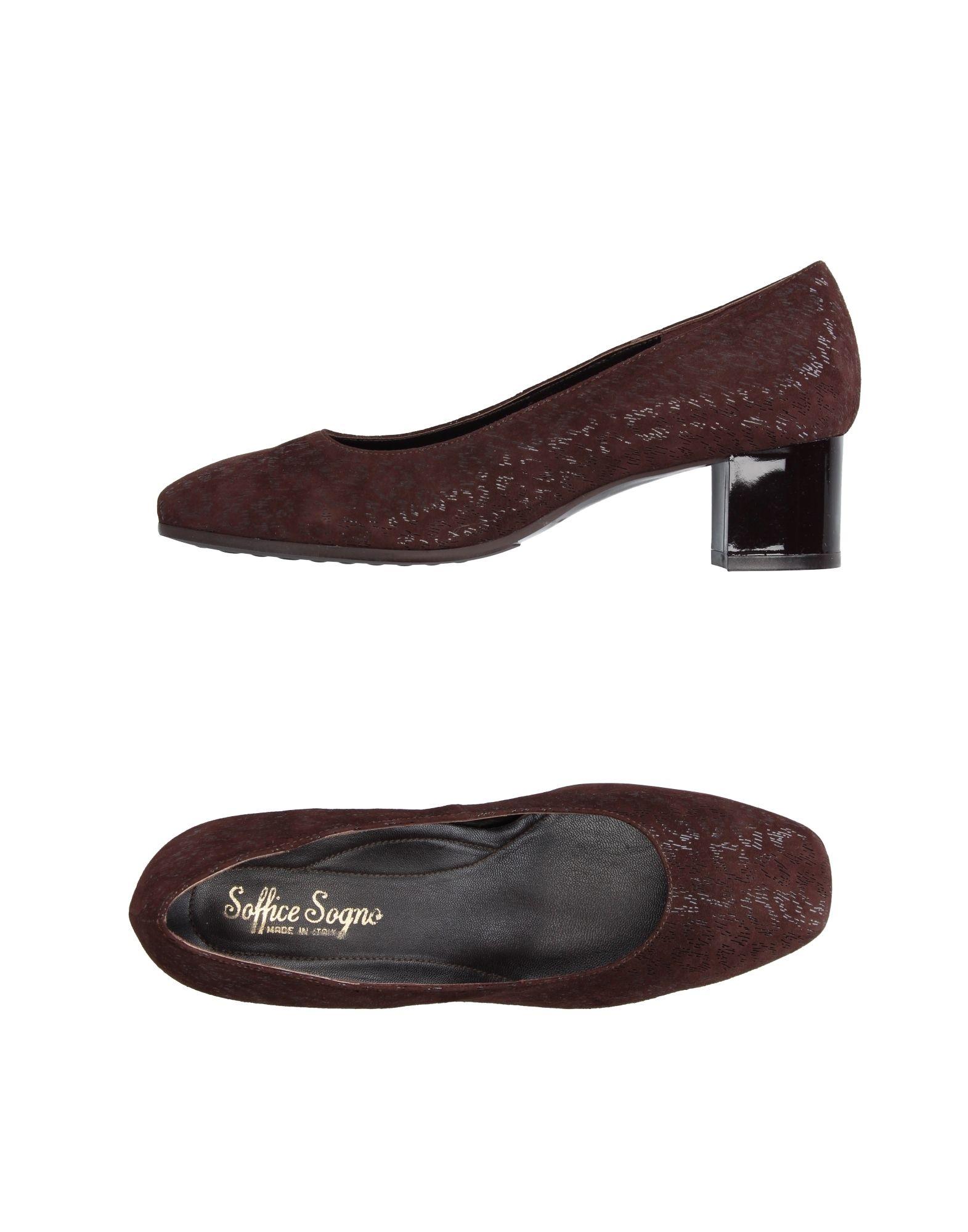 SOFFICE SOGNO Туфли цены онлайн