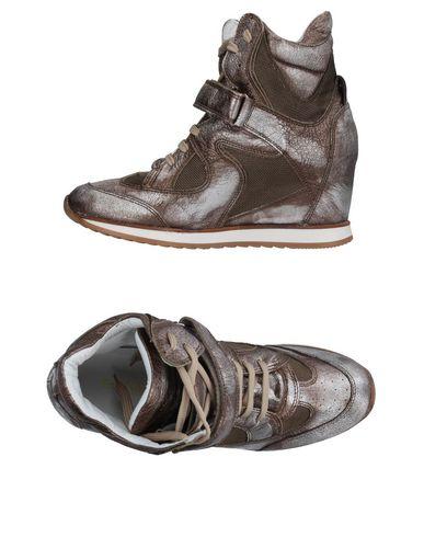 Высокие кеды и кроссовки ELENA IACHI 11212806RT