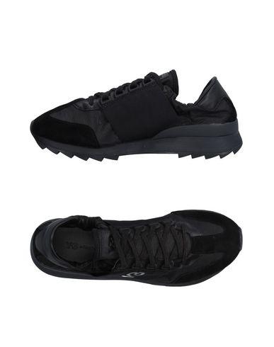 Низкие кеды и кроссовки Y-3 11213429GX
