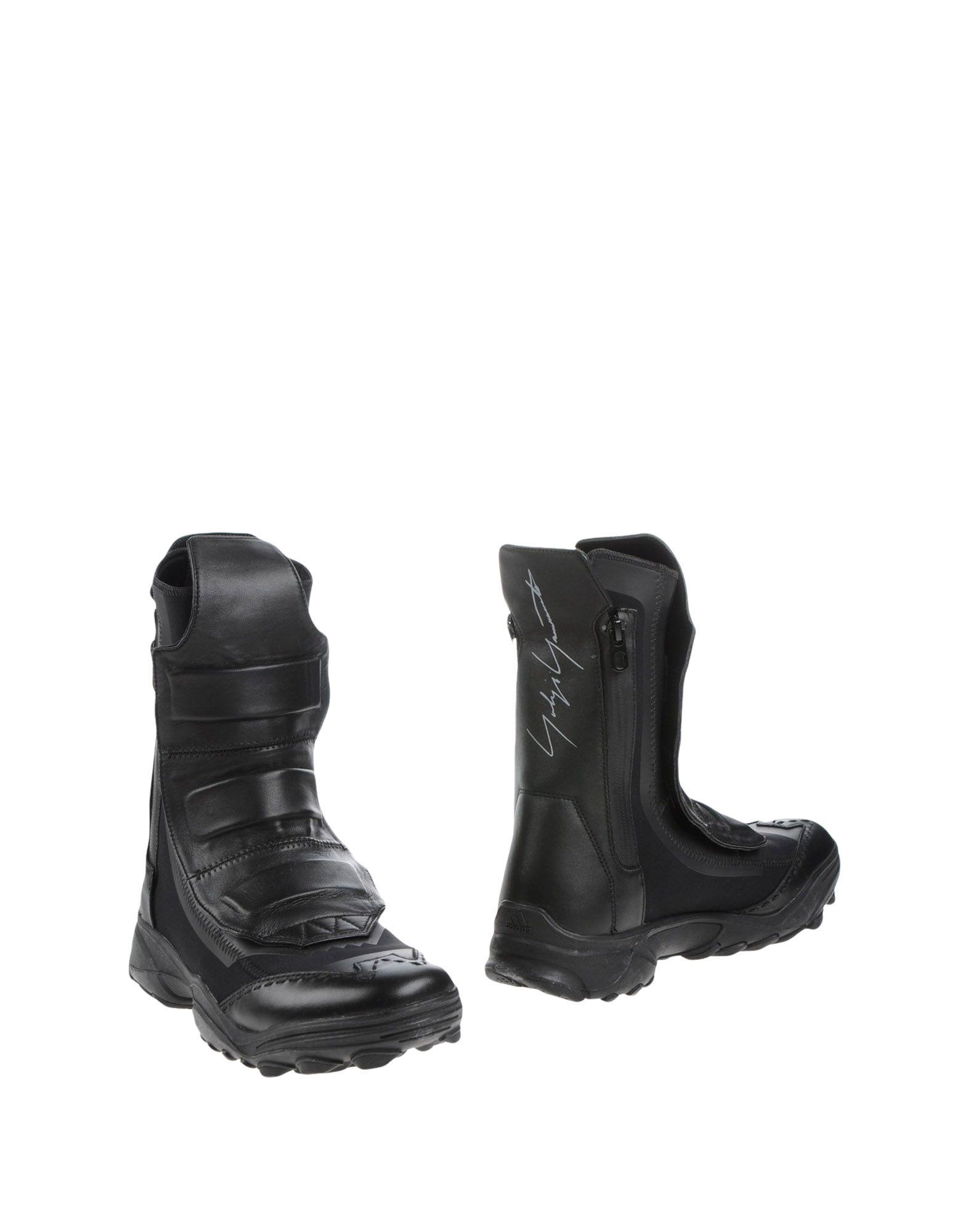 цены на ADIDAS by YOHJI YAMAMOTO Полусапоги и высокие ботинки в интернет-магазинах
