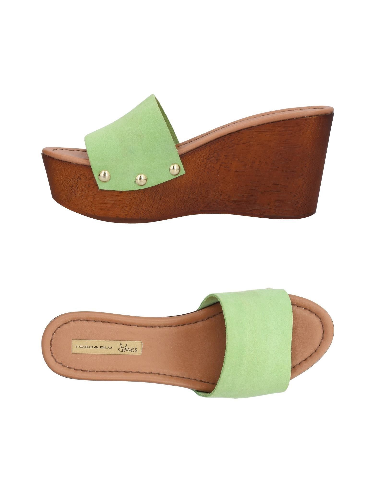 TOSCA BLU SHOES Мюлес и сабо tosca blu shoes сапоги