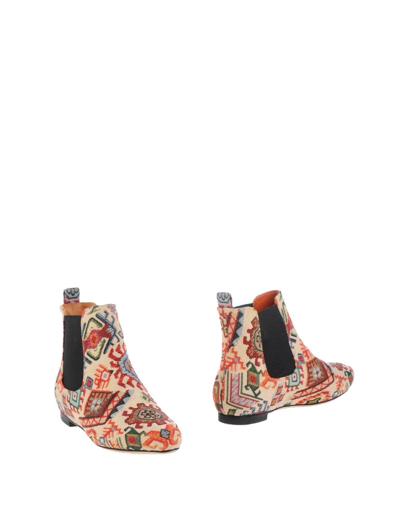 BAMS Полусапоги и высокие ботинки rochas полусапоги и высокие ботинки