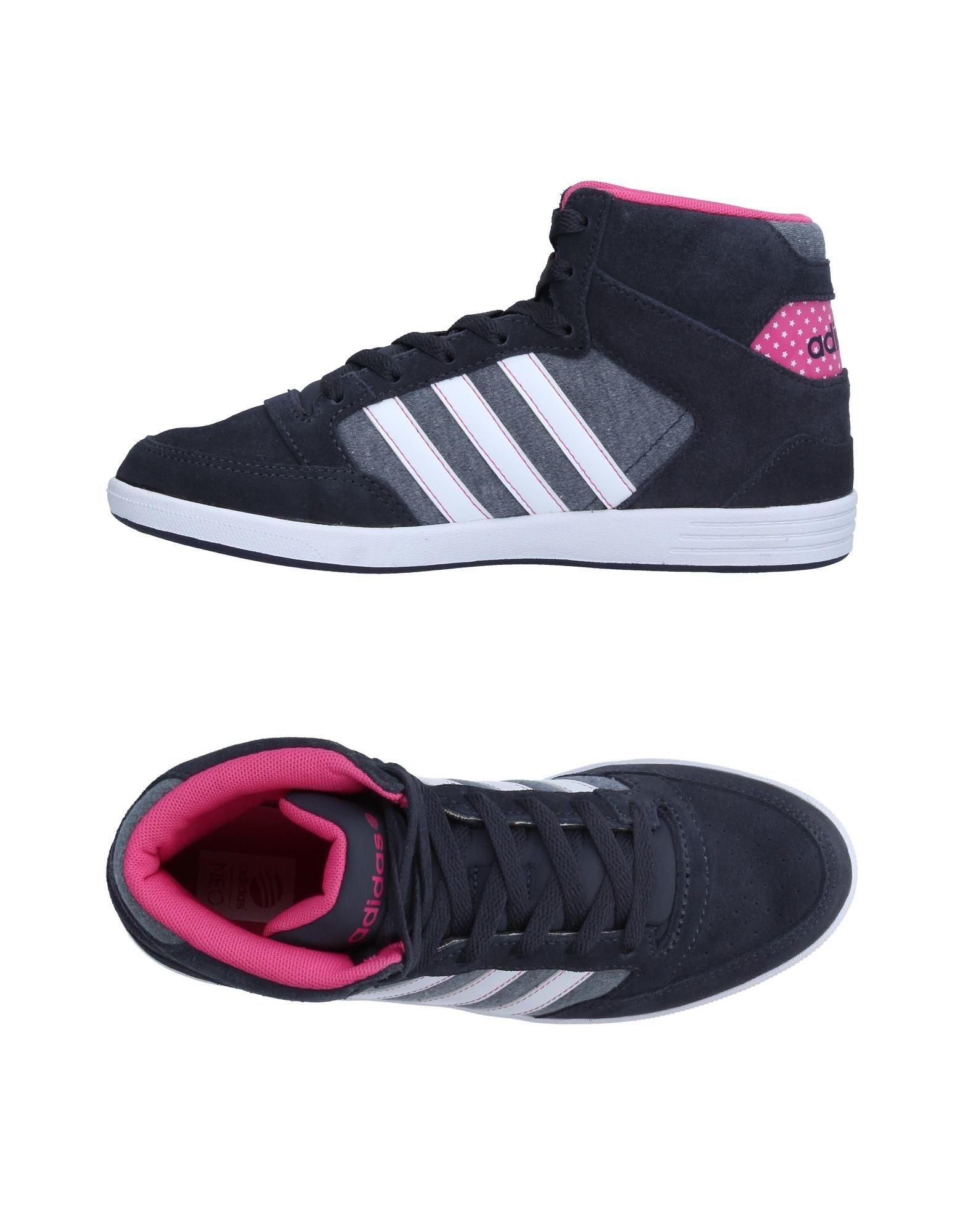 ADIDAS NEO Высокие кеды и кроссовки adidas neo adidas neo ad003amheq02