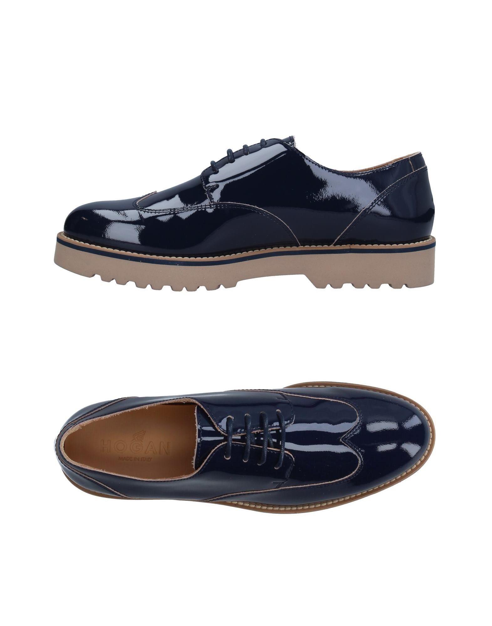 ФОТО hogan Обувь на шнурках