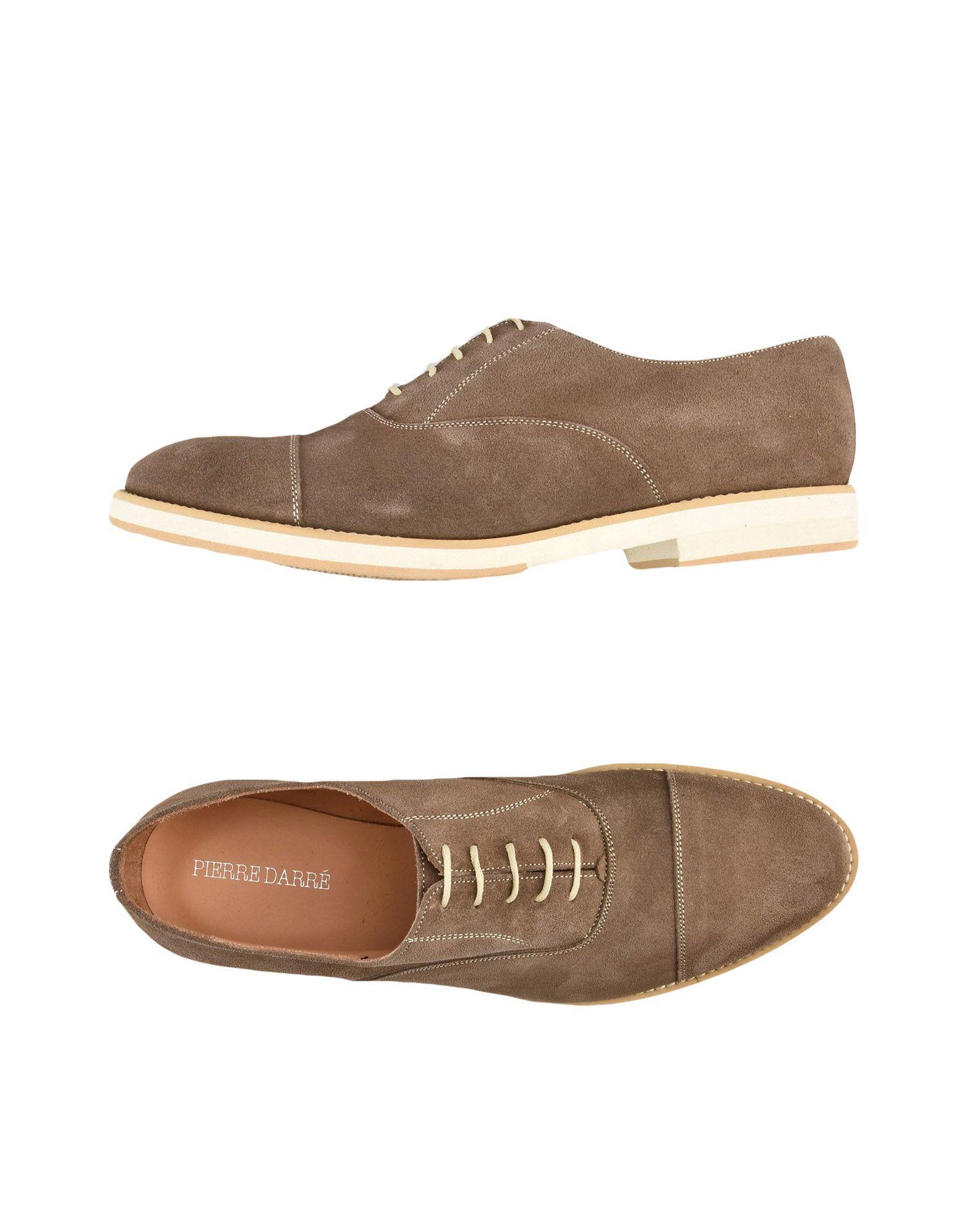 PIERRE DARRÉ Обувь на шнурках pierre hardy обувь на шнурках