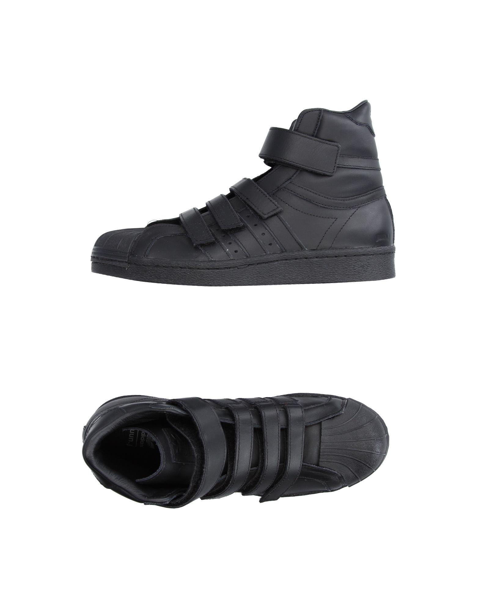 ADIDAS x JUUN.J Высокие кеды и кроссовки