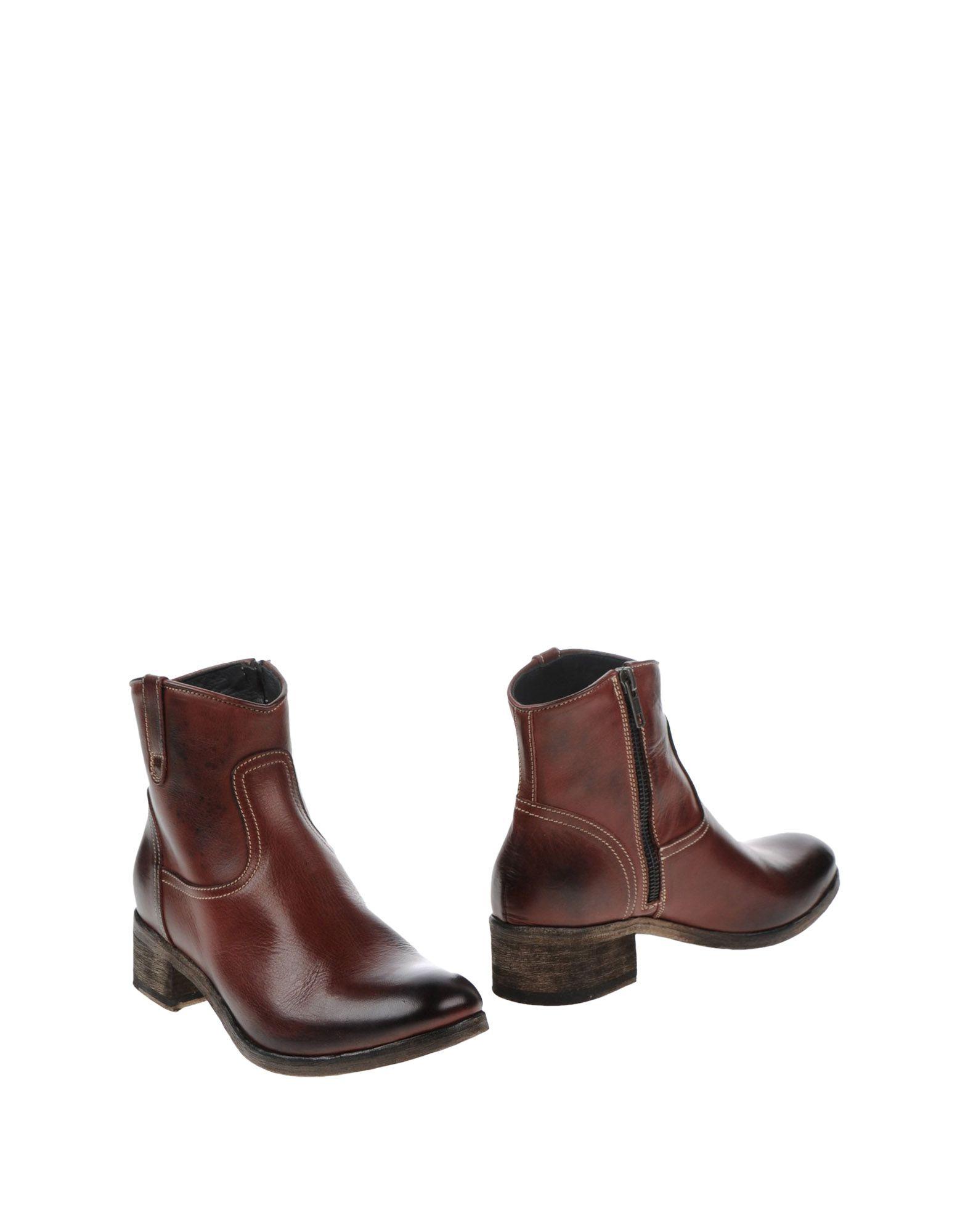 GIOVANNI CIARPELLA Полусапоги и высокие ботинки цены онлайн