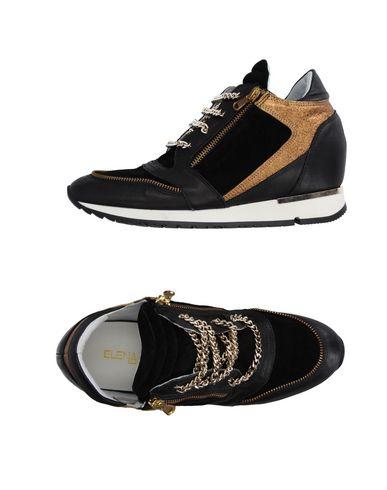 Высокие кеды и кроссовки ELENA IACHI 11214624DT