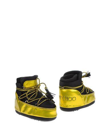 zapatillas MOON BOOT & JIMMY CHOO Botines de ca?a alta mujer