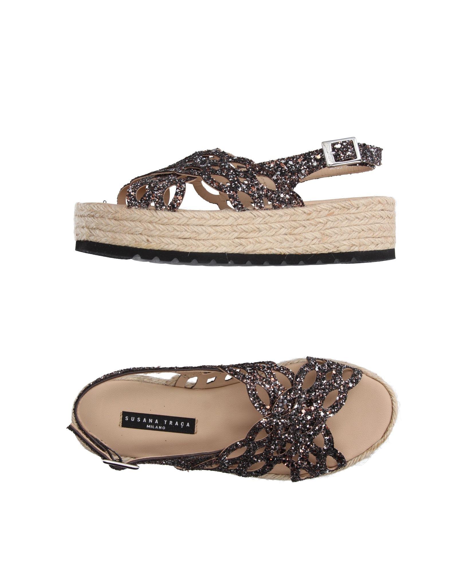 Chaussures - Espadrilles À Tra? Susana LkGiKc
