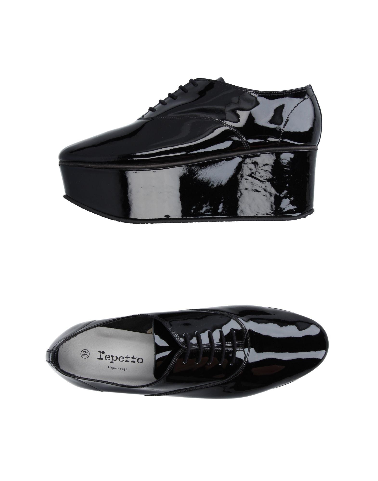 REPETTO Обувь на шнурках repetto обувь на шнурках