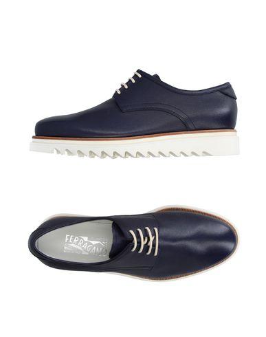 Обувь на шнурках SALVATORE FERRAGAMO 11215552RX