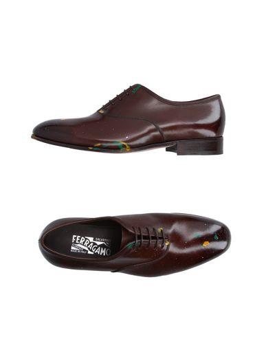 Обувь на шнурках SALVATORE FERRAGAMO 11215575FR