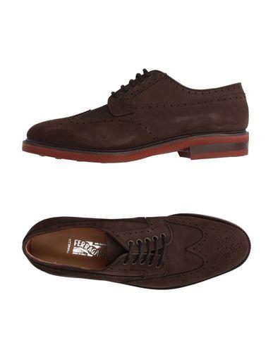 Обувь на шнурках SALVATORE FERRAGAMO 11215673CR