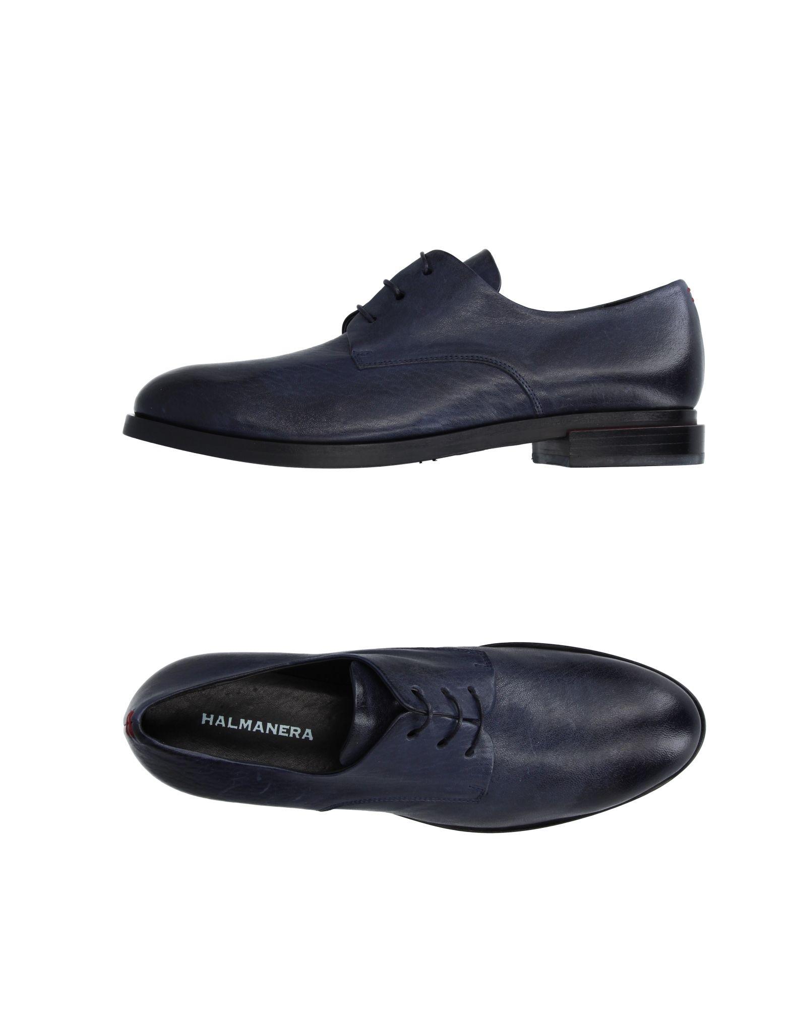 HALMANERA Обувь на шнурках цены онлайн