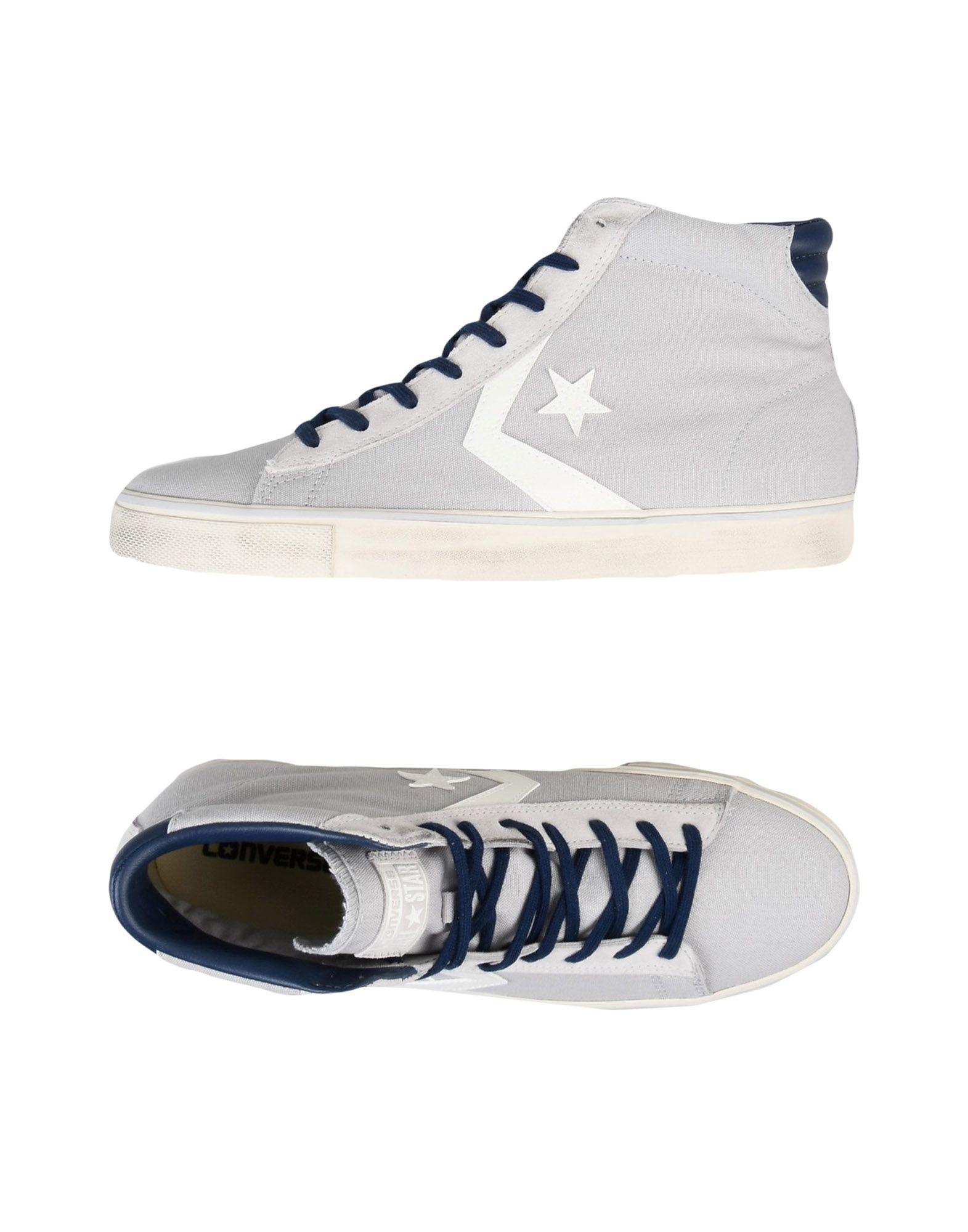 CONVERSE CONS Высокие кеды и кроссовки converse cons повседневные брюки