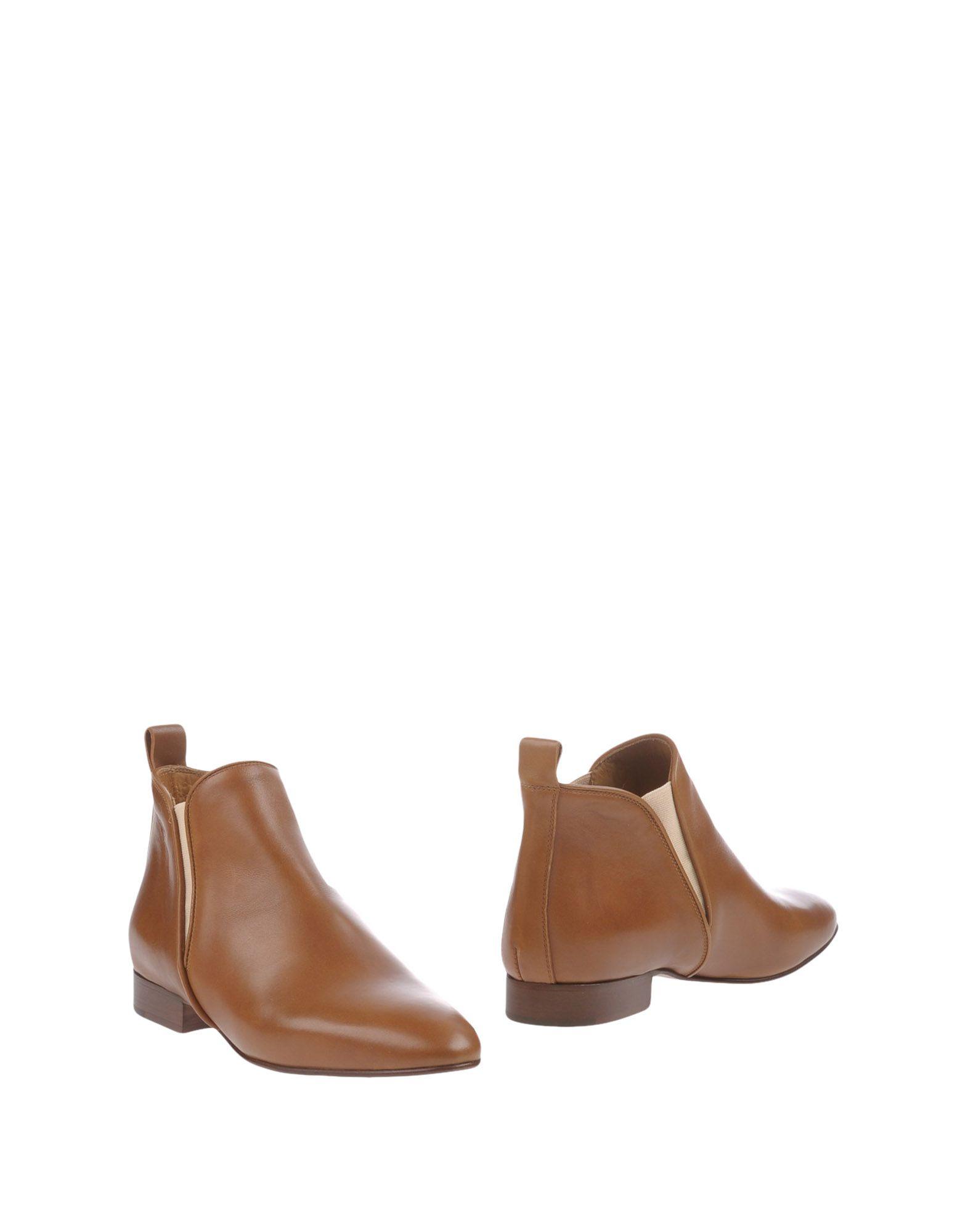 CHLOÉ Полусапоги и высокие ботинки tod s полусапоги и высокие ботинки
