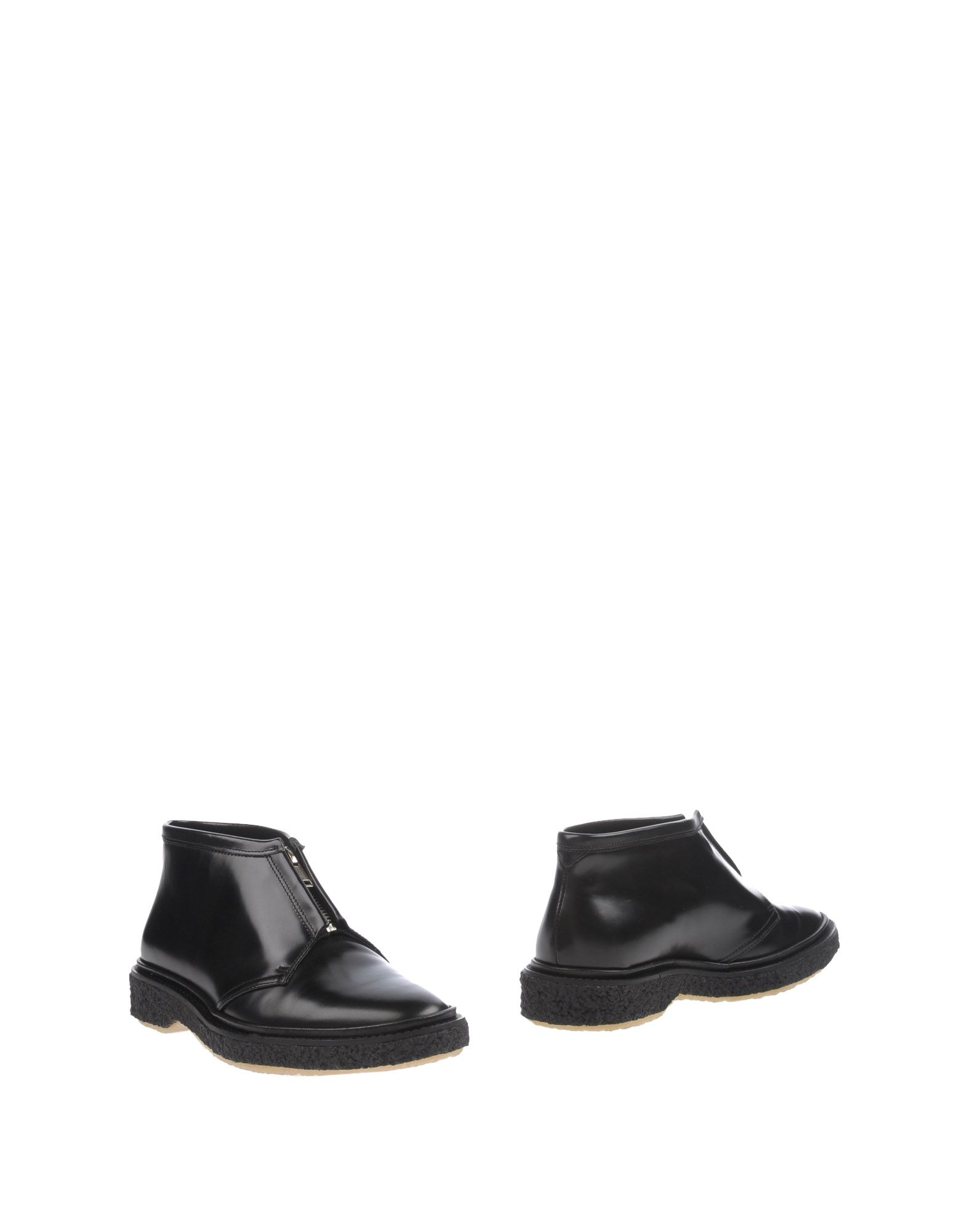 ADIEU Ankle Boot in Black