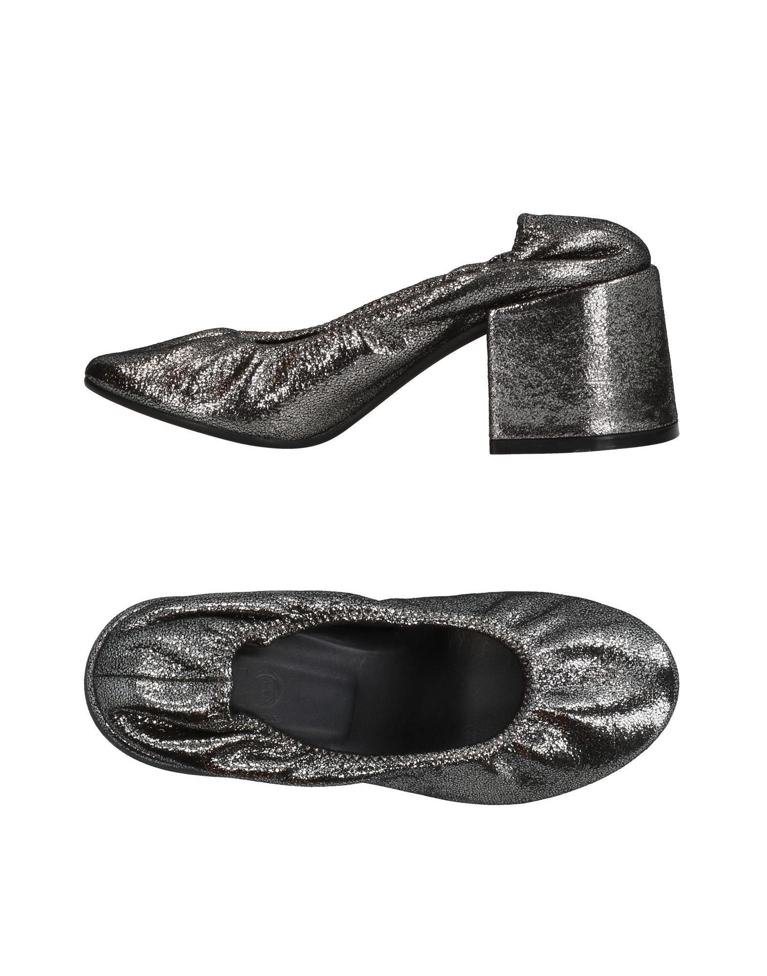 MM6 MAISON MARGIELA Туфли цены онлайн