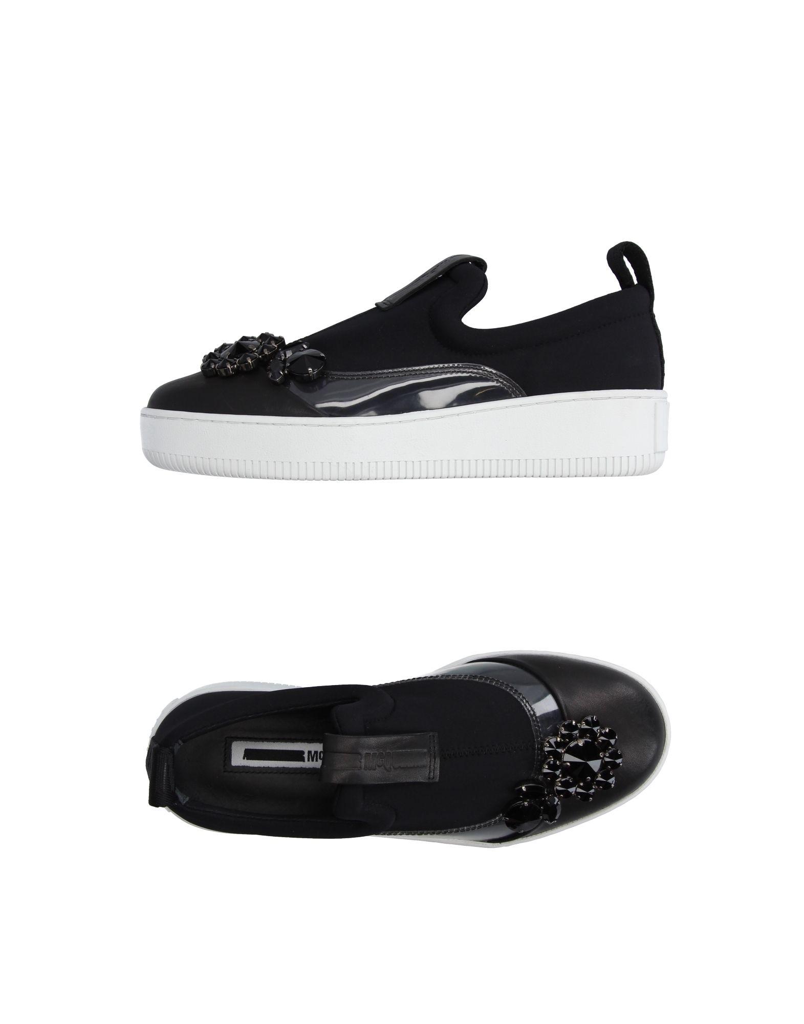 где купить  McQ Alexander McQueen Низкие кеды и кроссовки  по лучшей цене