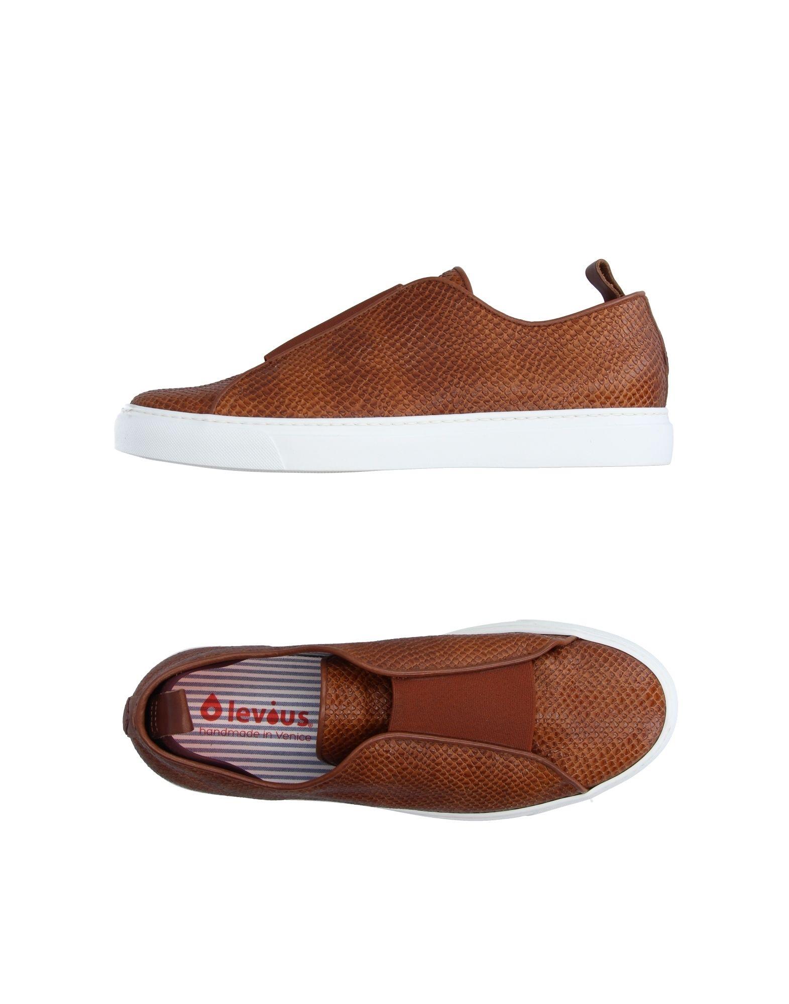 LEVIUS Низкие кеды и кроссовки цены онлайн