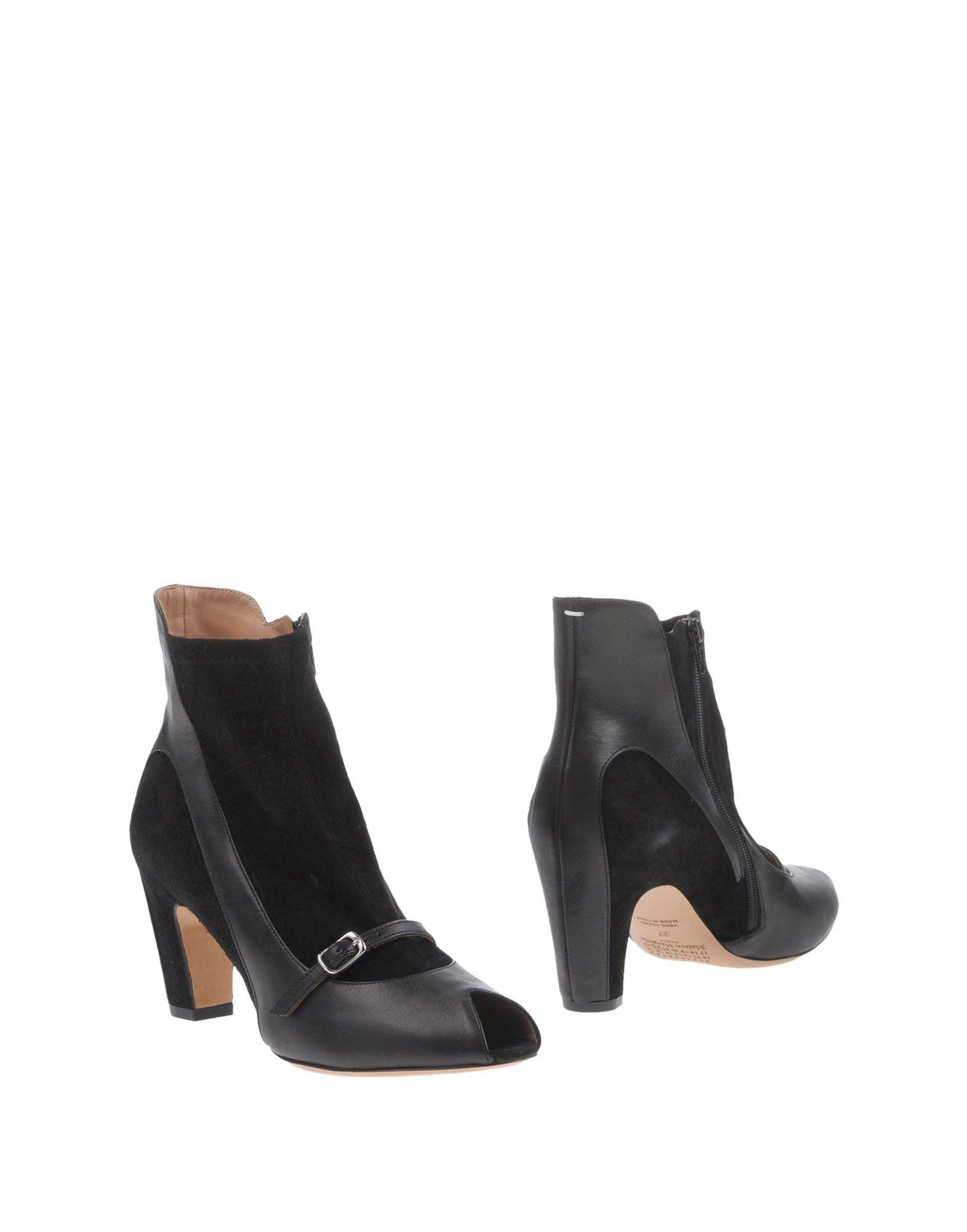 MAISON MARGIELA Полусапоги и высокие ботинки плейбой бренд осенью открытый скалолазания и пешие прогулки досуга для дыхания и водонепроницаемым мужские ботинки