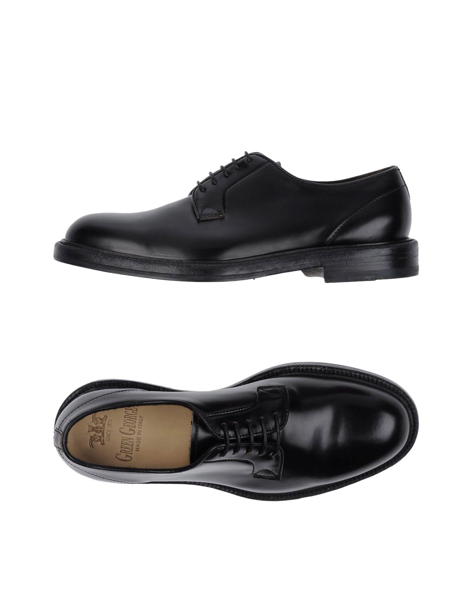 GREEN GEORGE Обувь на шнурках первый внутри обувь обувь обувь обувь обувь обувь обувь обувь обувь 8a2549 мужская армия green 40 метров