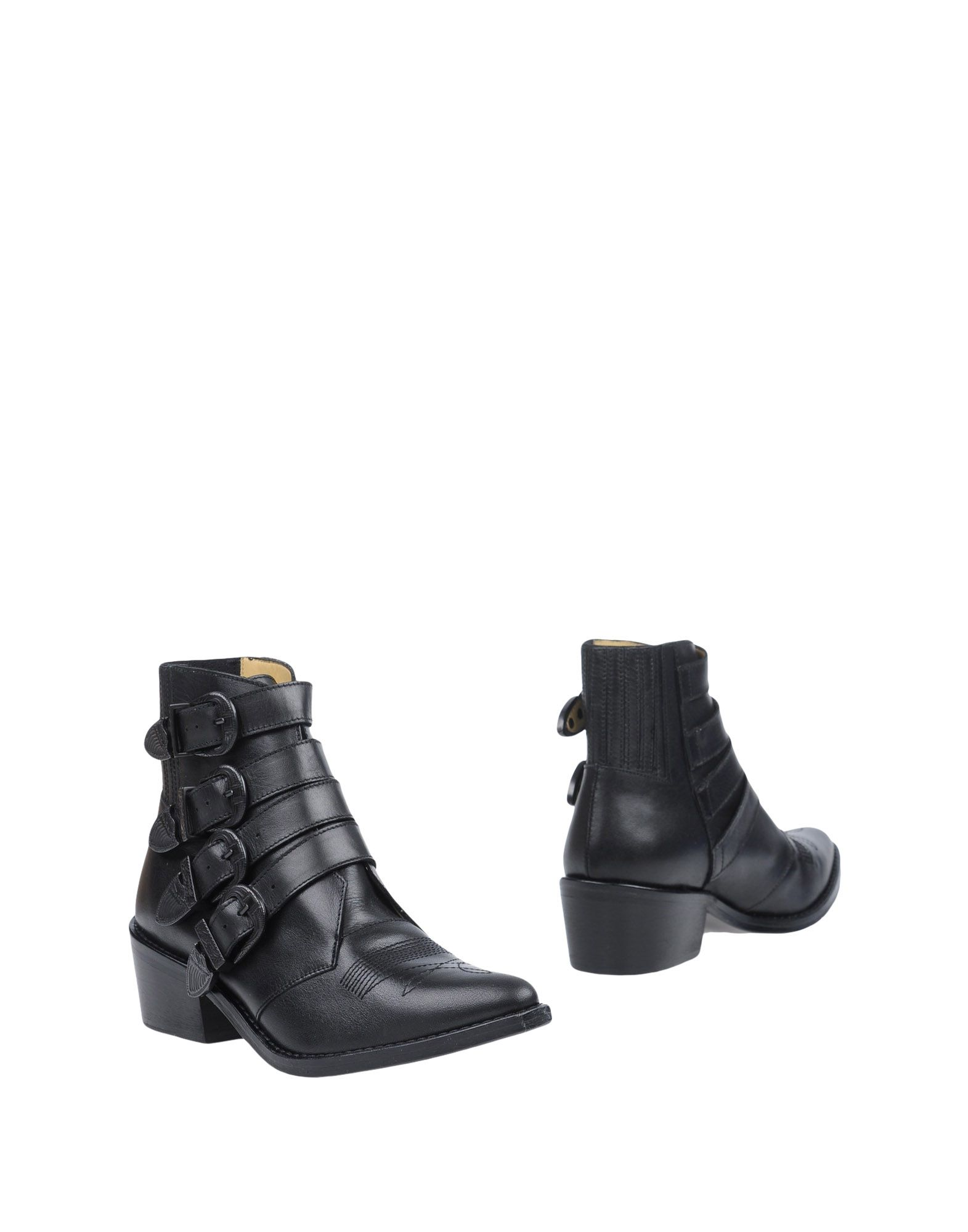 TOGA PULLA Полусапоги и высокие ботинки цены онлайн