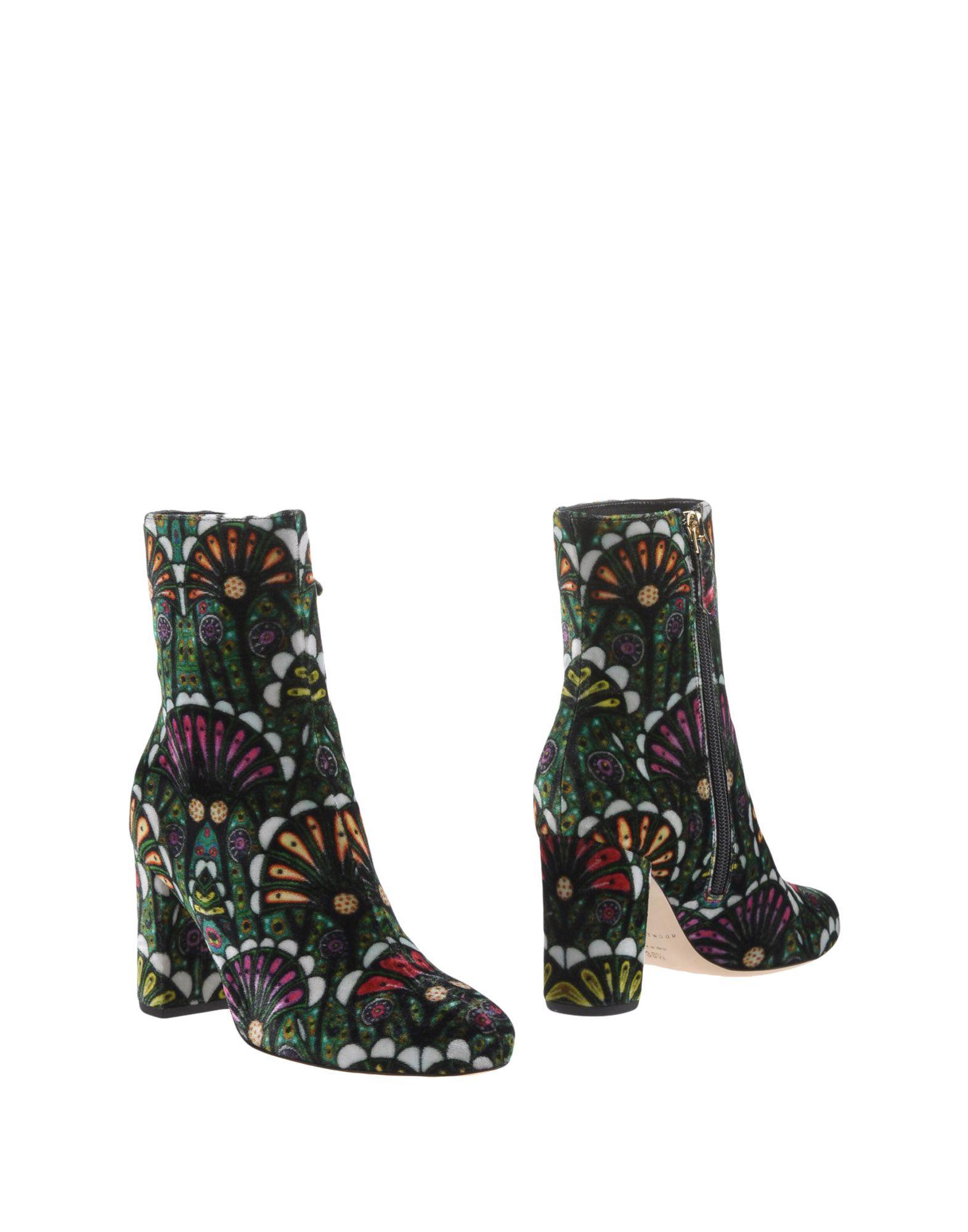 BRIAN ATWOOD Полусапоги и высокие ботинки brian atwood кожаные босоножки delta