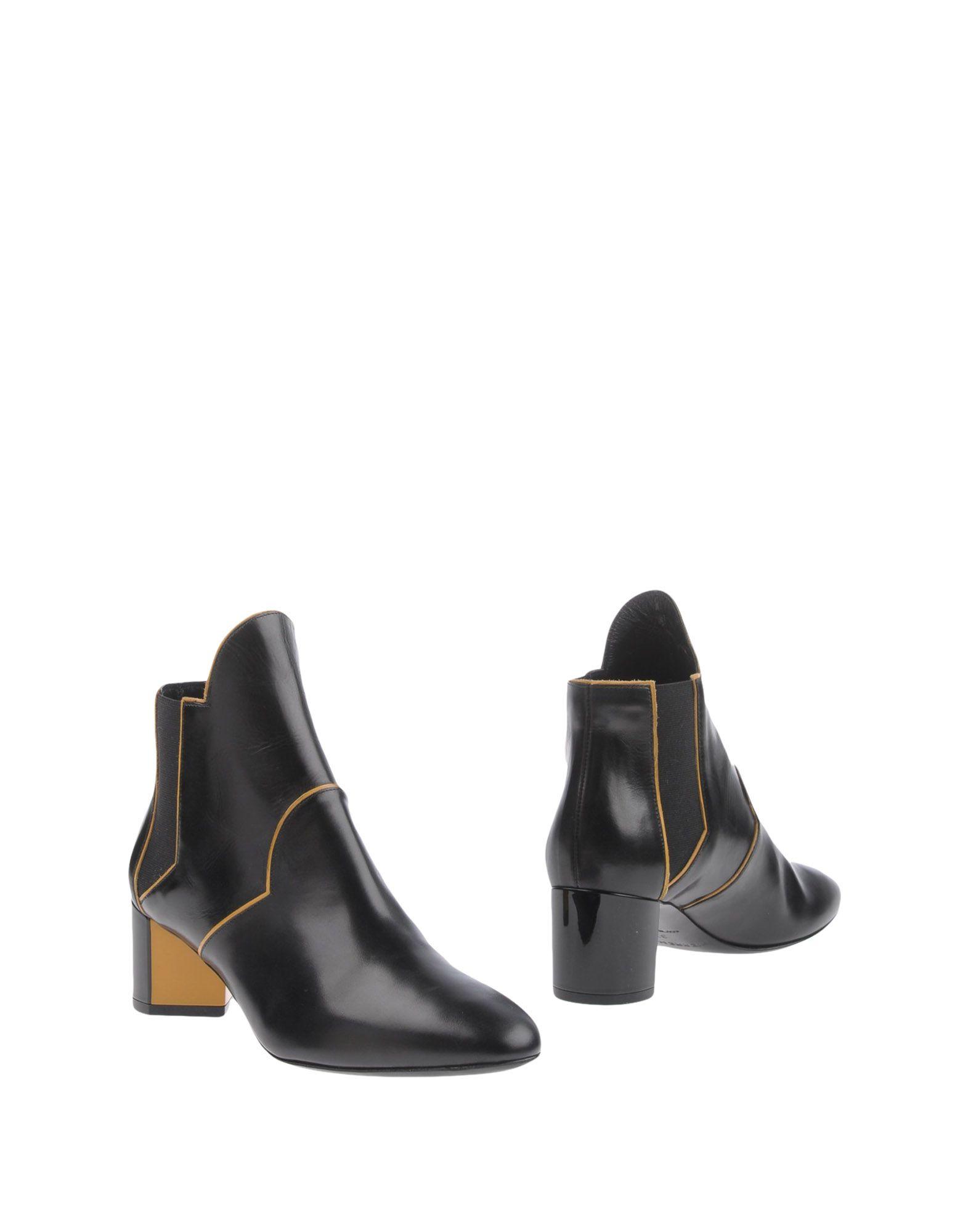 PIERRE HARDY Полусапоги и высокие ботинки pierre hardy туфли с узором