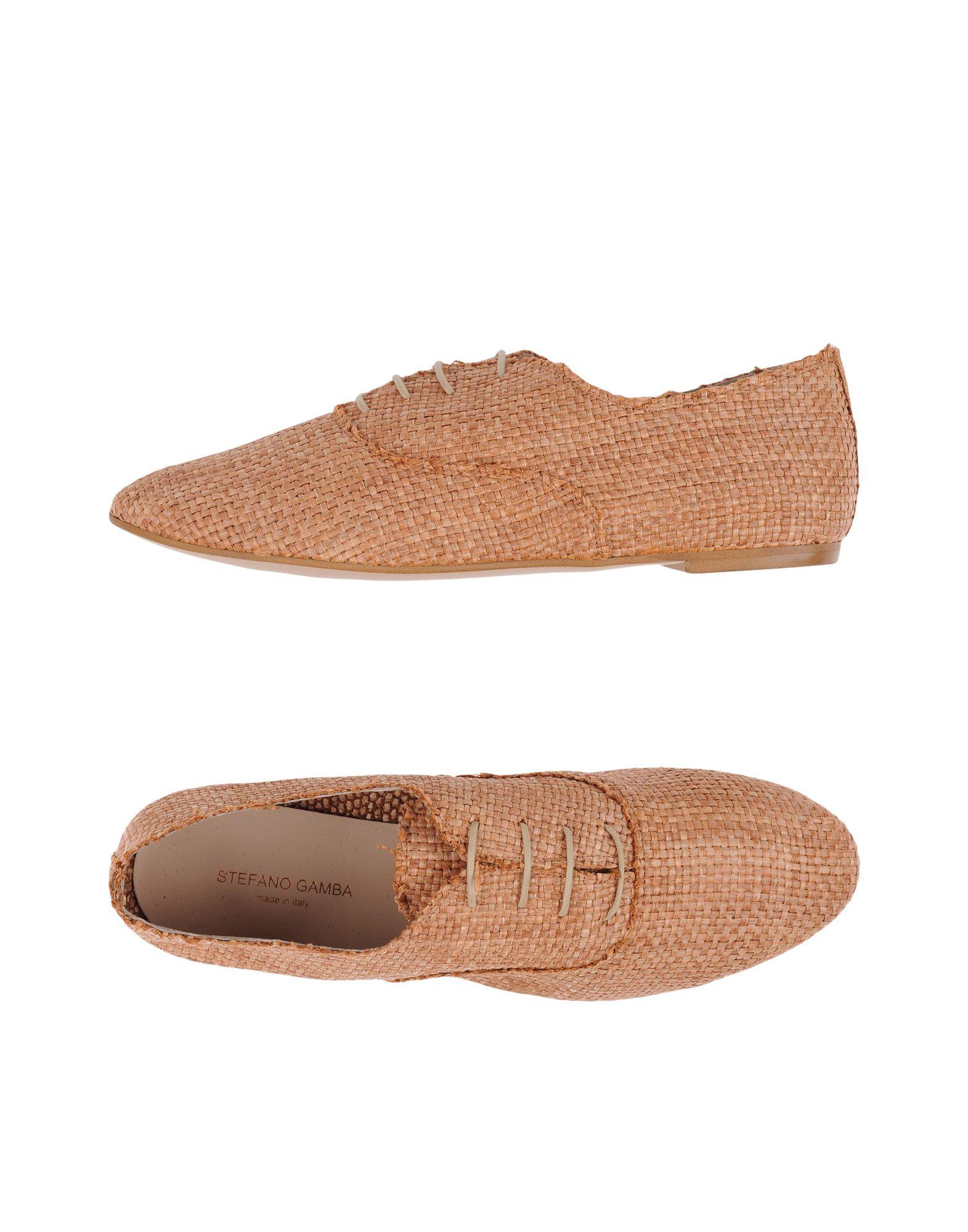 STEFANO GAMBA Обувь на шнурках gamba толстовка