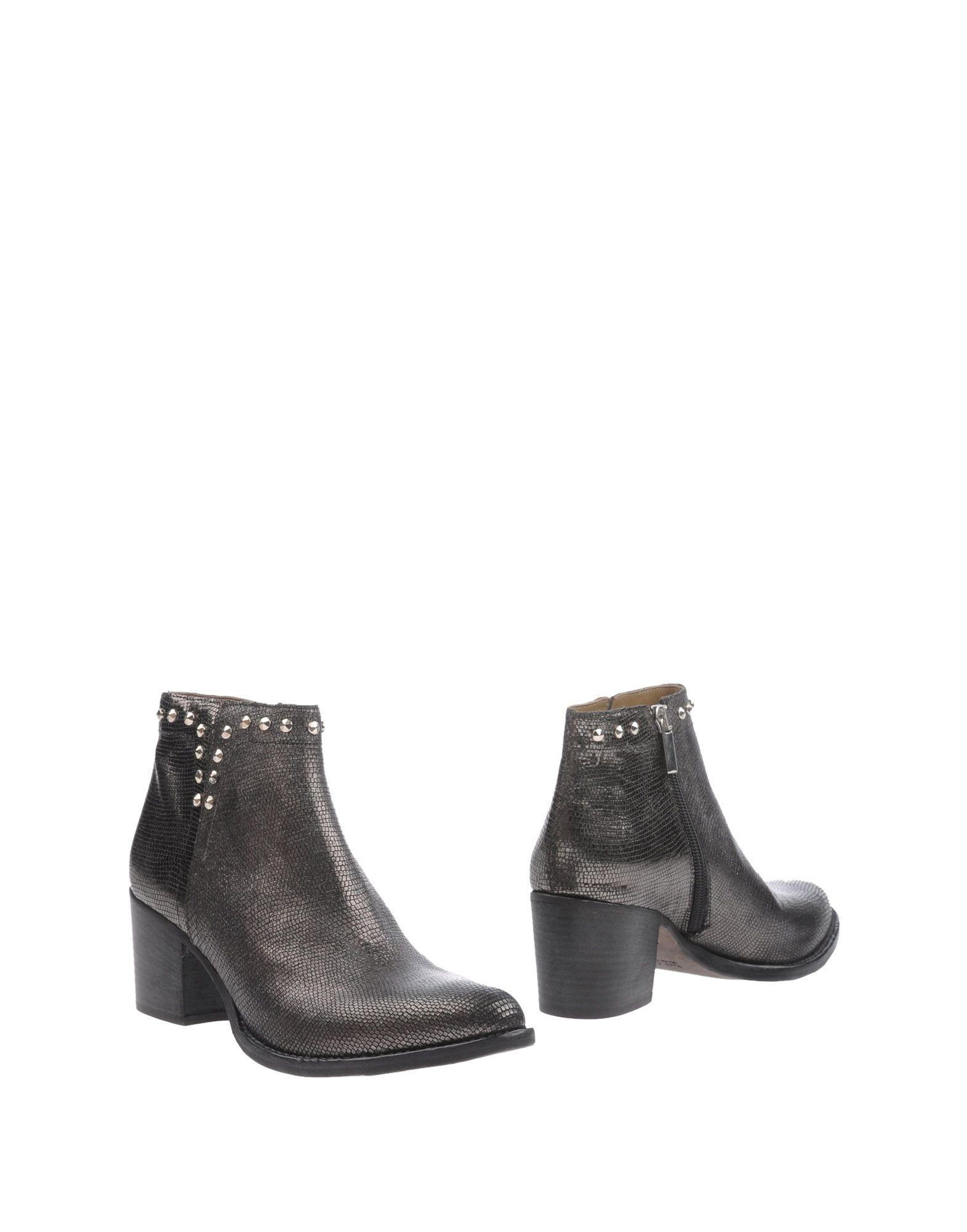 DUCCIO DEL DUCA Полусапоги и высокие ботинки magazzini del sale полусапоги и высокие ботинки