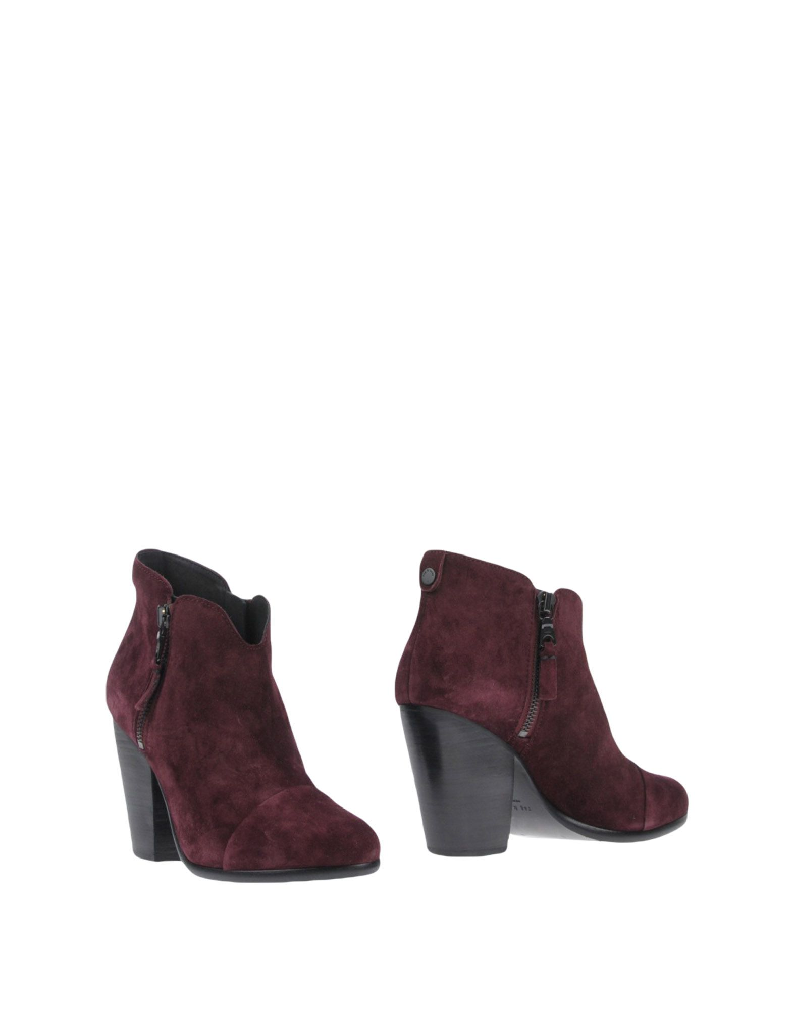 RAG & BONE Полусапоги и высокие ботинки