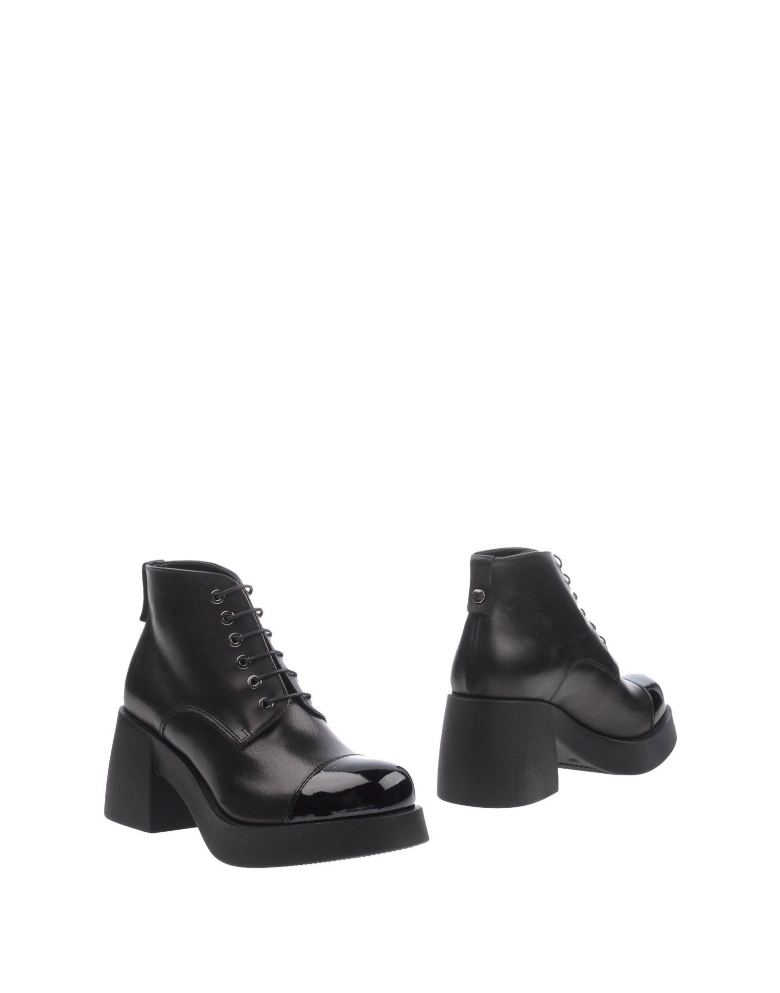 《送料無料》CULT レディース ショートブーツ ブラック 37 革 / 紡績繊維