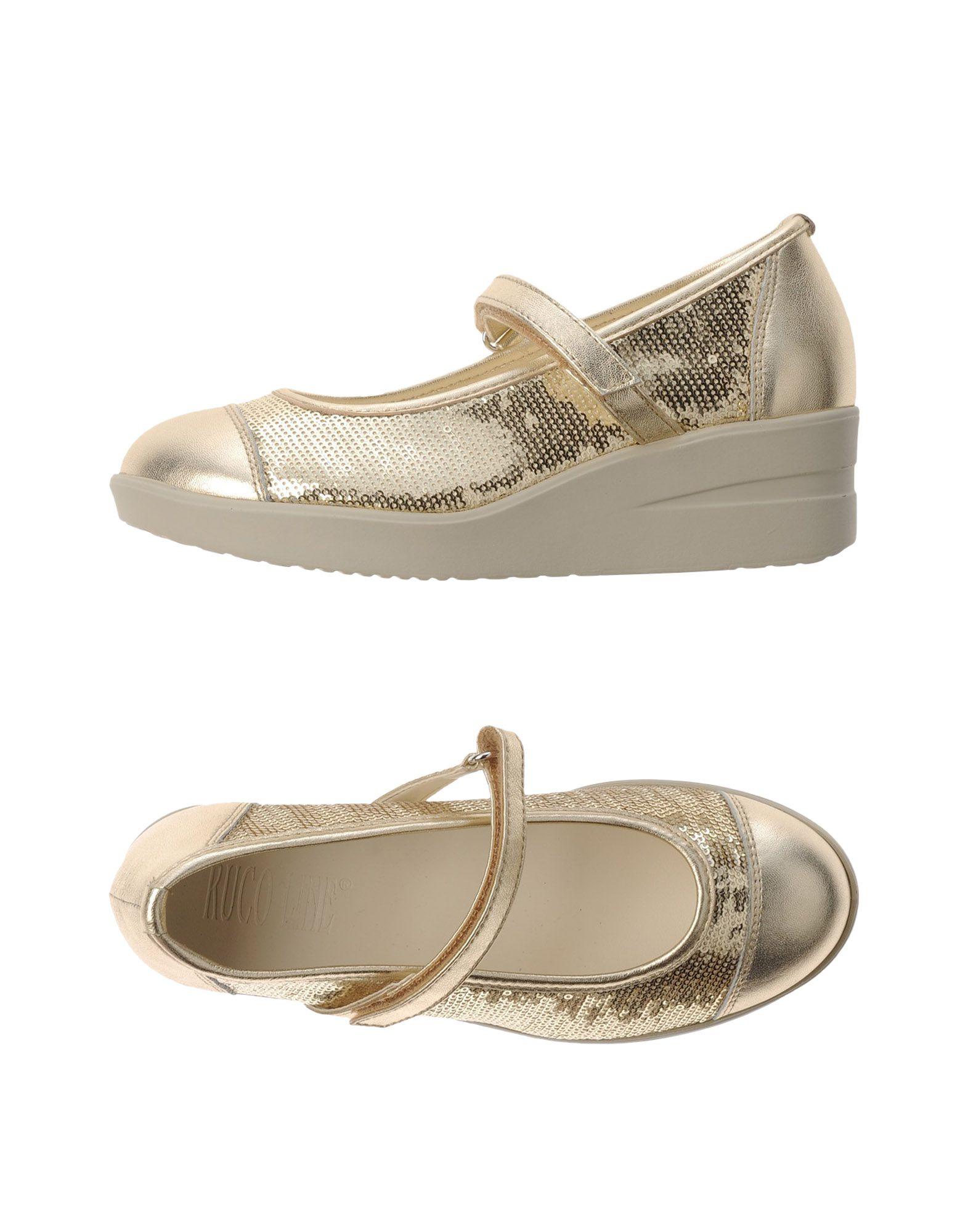 RUCO LINE Туфли цены онлайн