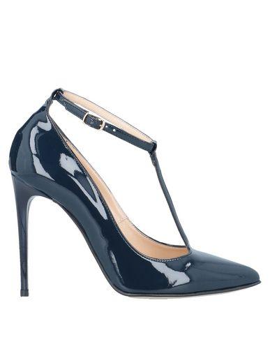 Фото - Женские туфли F.LLI BRUGLIA темно-синего цвета