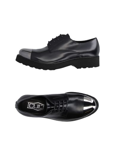 Фото - Обувь на шнурках от CULT черного цвета