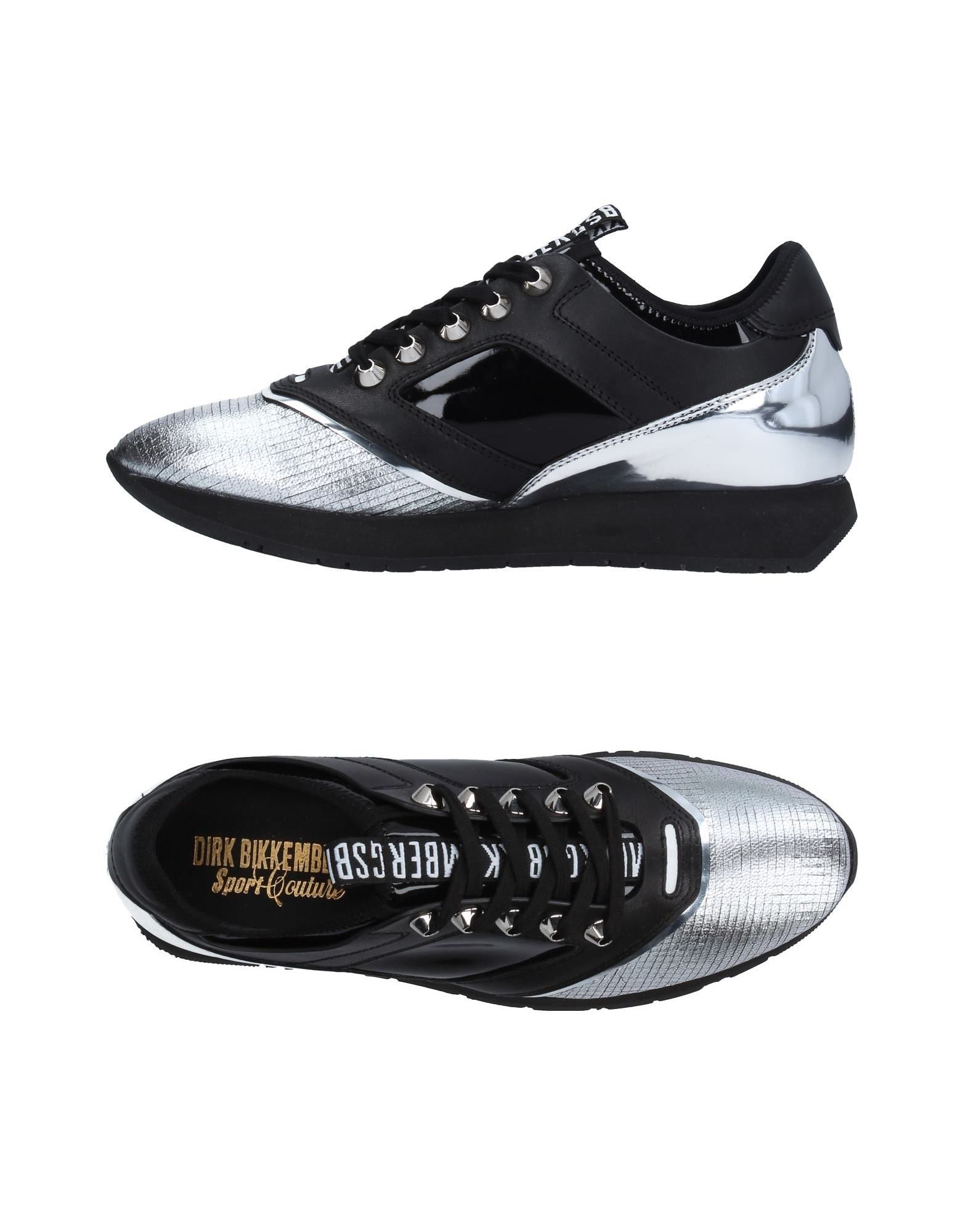 DIRK BIKKEMBERGS SPORT COUTURE Низкие кеды и кроссовки dirk bikkembergs sport couture пиджак
