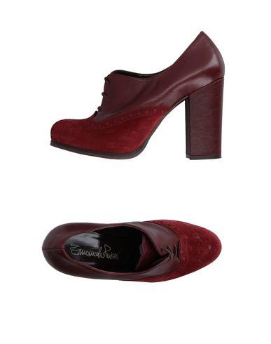 Обувь на шнурках от EMANUELA PASSERI