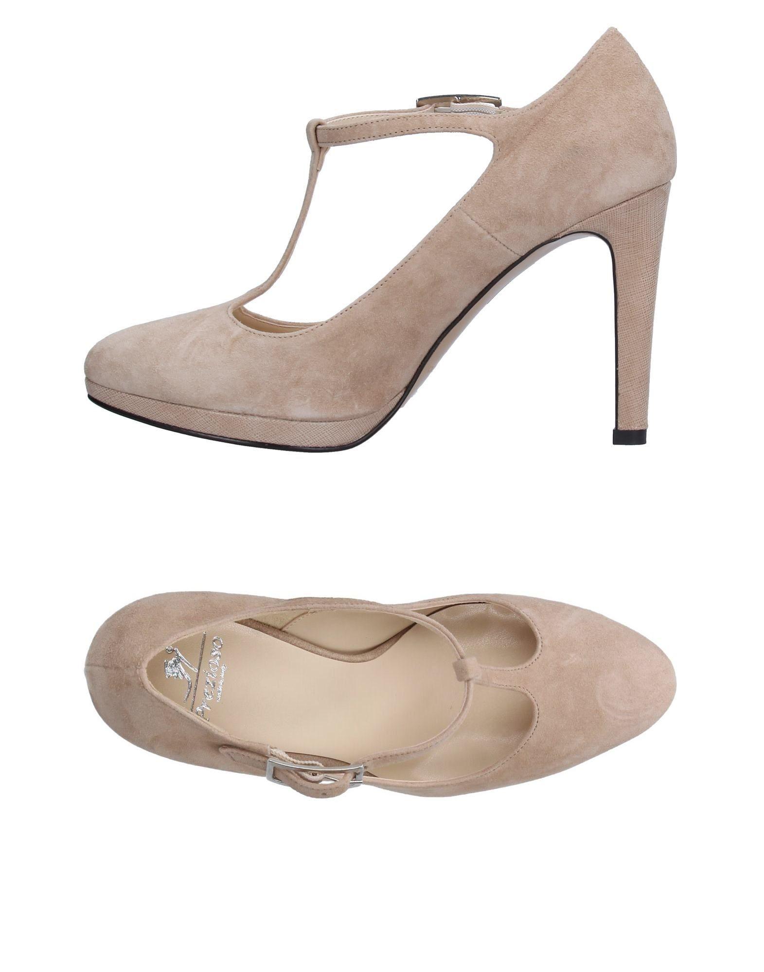 PREZIOSO Туфли цены онлайн