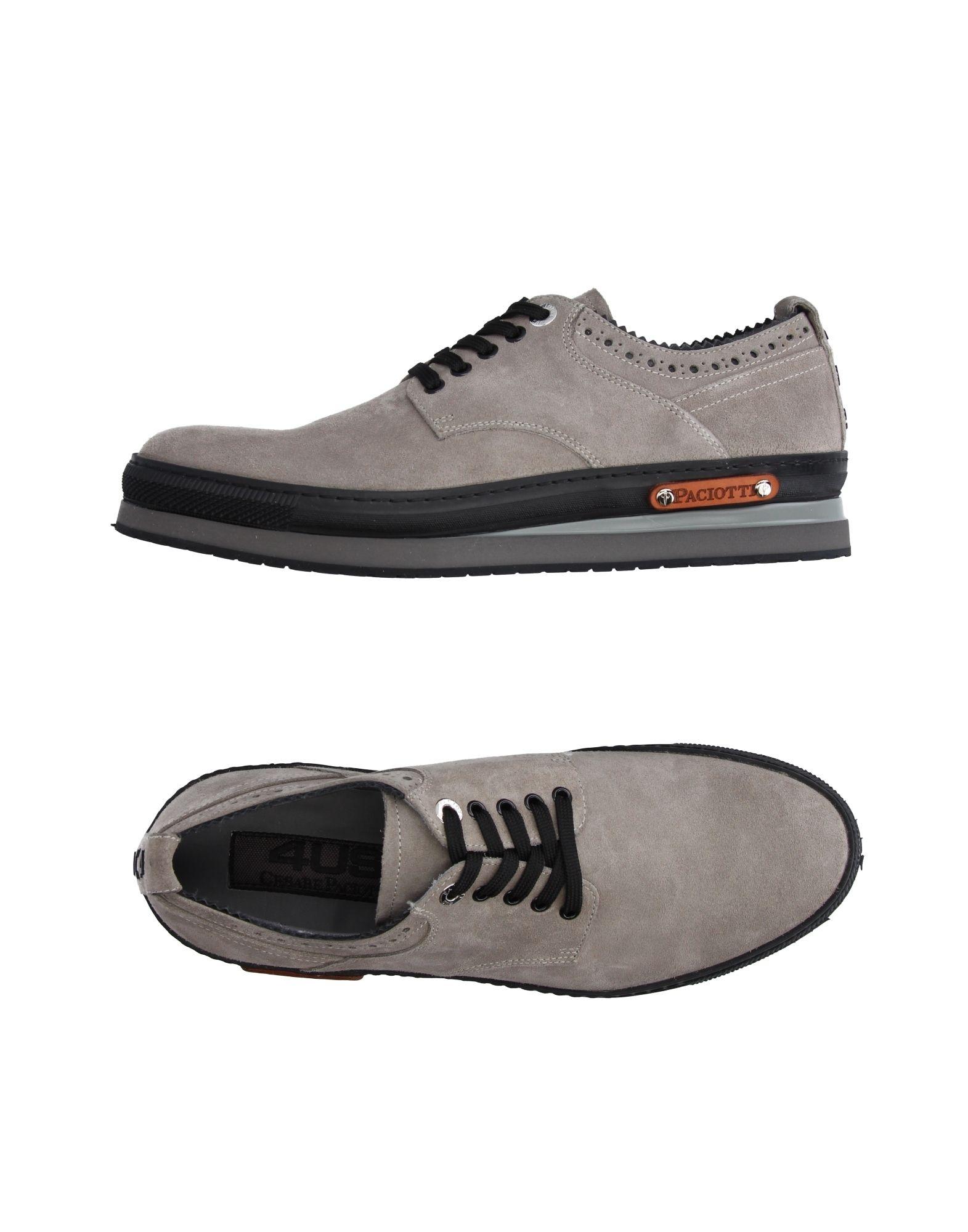 CESARE PACIOTTI 4US Обувь на шнурках цены онлайн