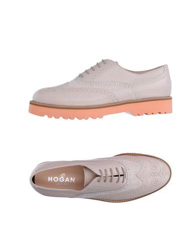 Фото - Обувь на шнурках бежевого цвета