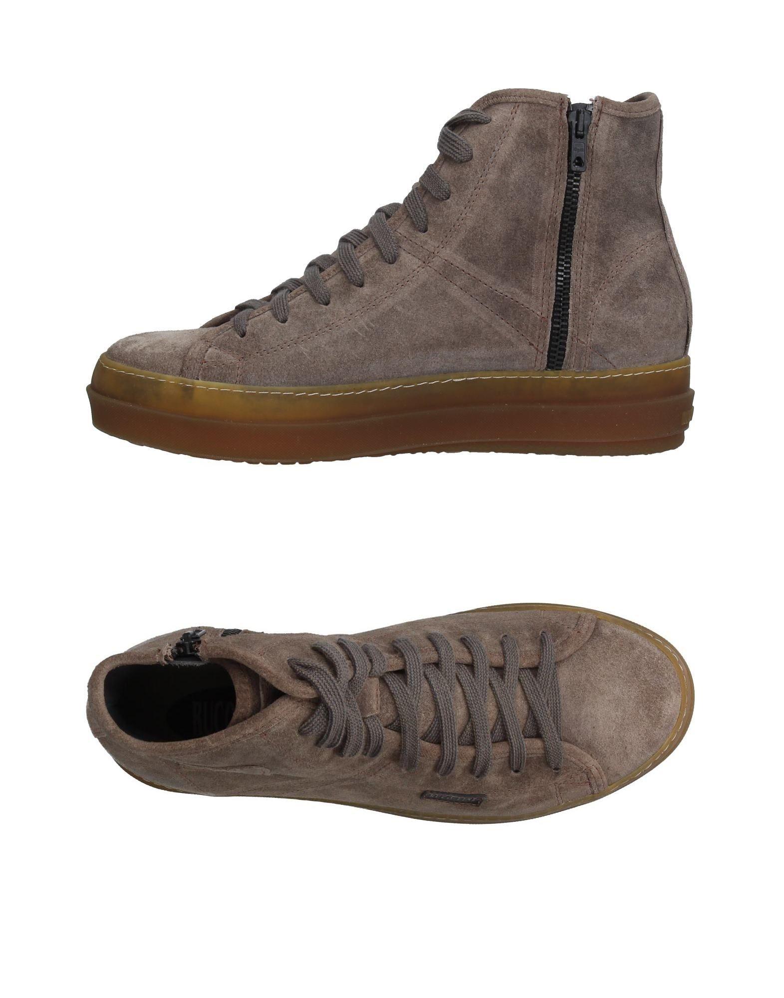 RUCO LINE Высокие кеды и кроссовки pierre hardy высокие кеды и кроссовки