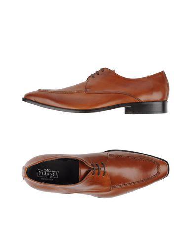 Обувь на шнурках от DEROSSI