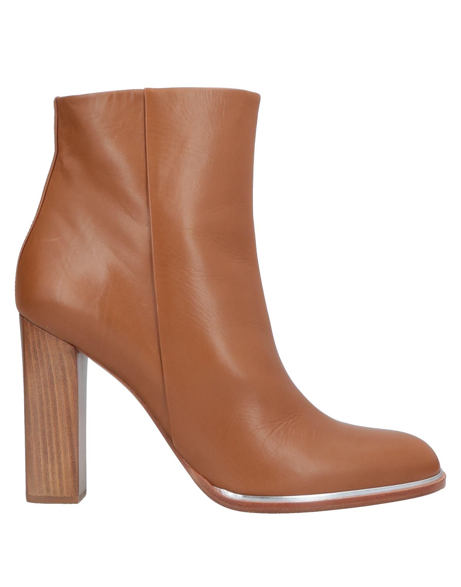 VERONIQUE BRANQUINHO Полусапоги и высокие ботинки veronique branquinho полусапоги и высокие ботинки
