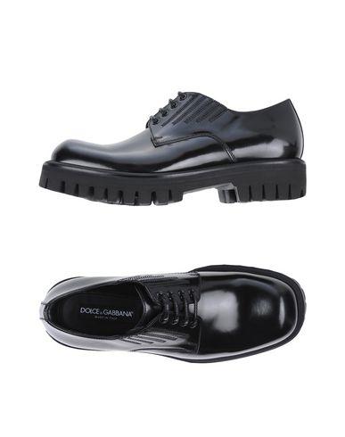 Обувь на шнурках DOLCE & GABBANA 11221036PC