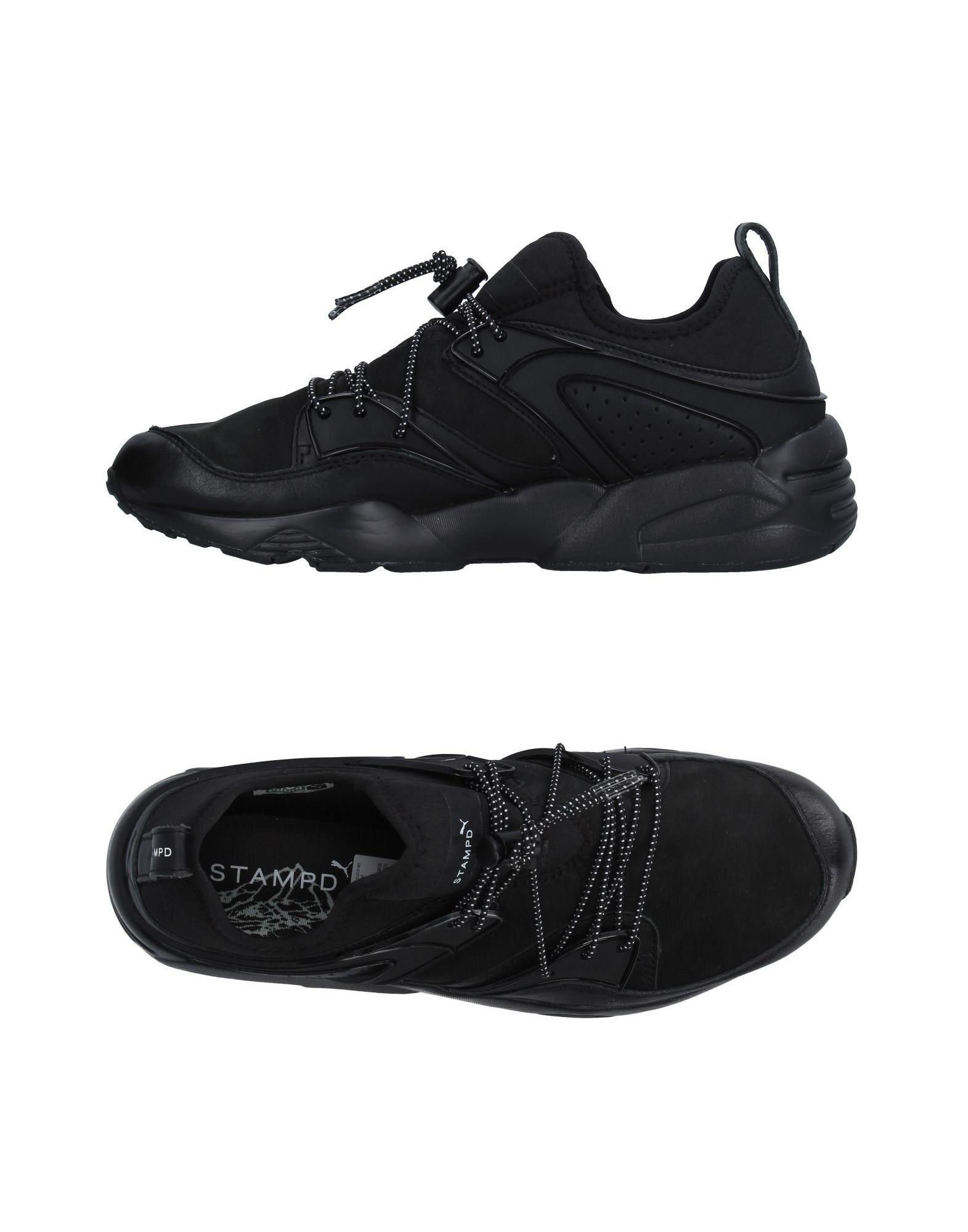 STAMPD x PUMA Низкие кеды и кроссовки недорго, оригинальная цена