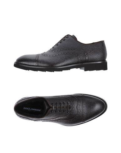 Обувь на шнурках DOLCE & GABBANA 11221101UE
